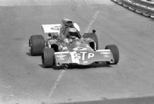 March 721X Niki Lauda Monaco GP 1972. action photo (B)